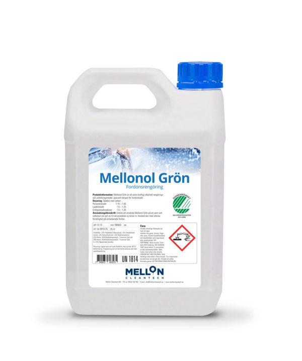 Mellonol-Grön-dunk